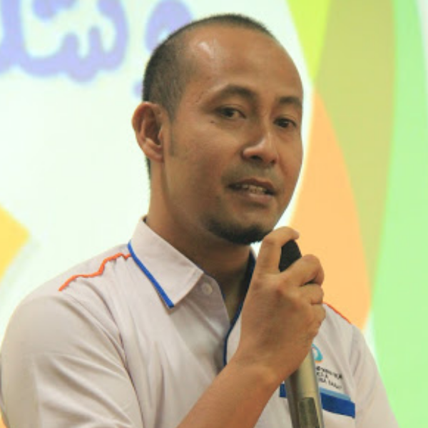 Khairil Hamdi, S.Kom., M.Kom.